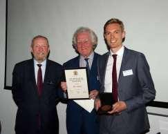 Ben Ashby Thomas Henry Huxley Award and Marsh Prize